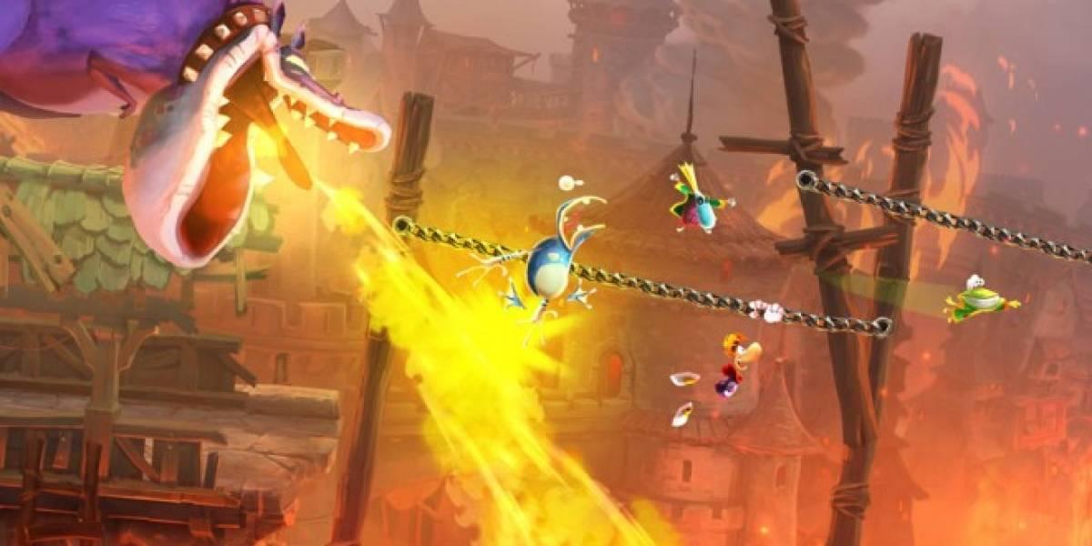 Rayman Legends contará con adelanto gratuito para Wii U