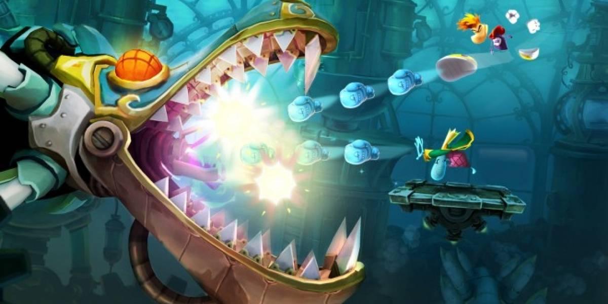 Nuevos videos con jugabilidad de Rayman Legends