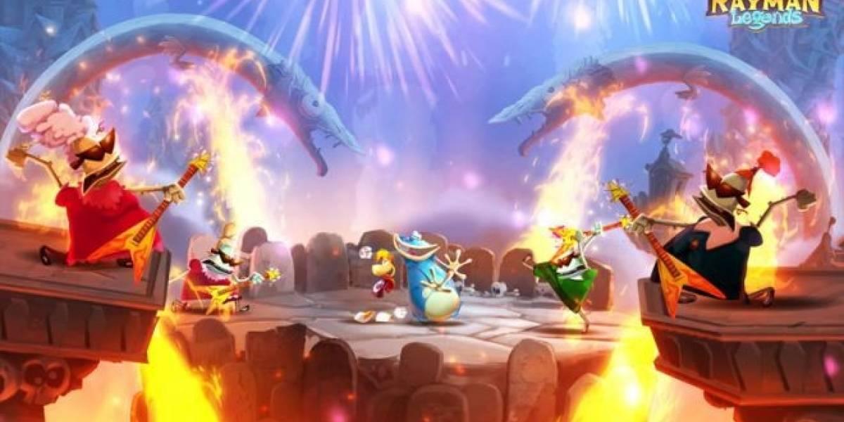 Ubisoft da buen uso al retraso de Rayman Legends generando contenido extra