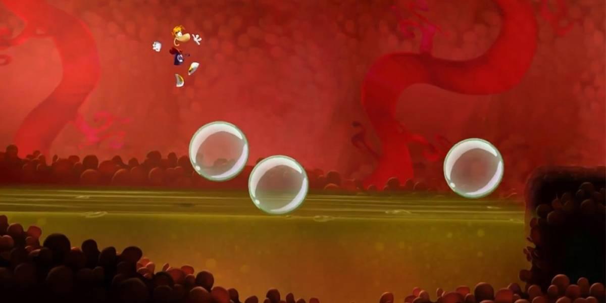 Rayman Fiesta Run llegará a iOS y Android en noviembre