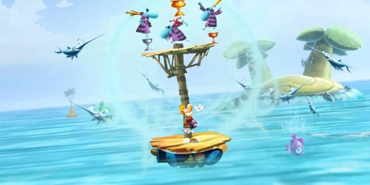 Demo de Rayman Legends aterrizará en Xbox 360 y PS3 la próxima semana