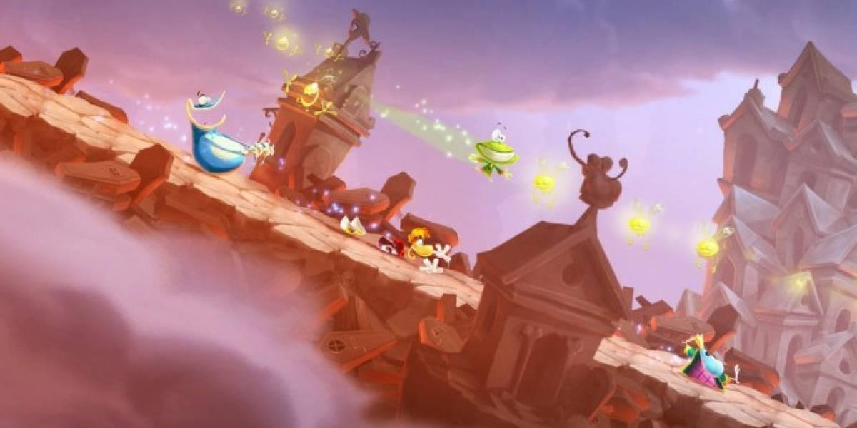 Rayman Legends podría también aparecer en PS Vita