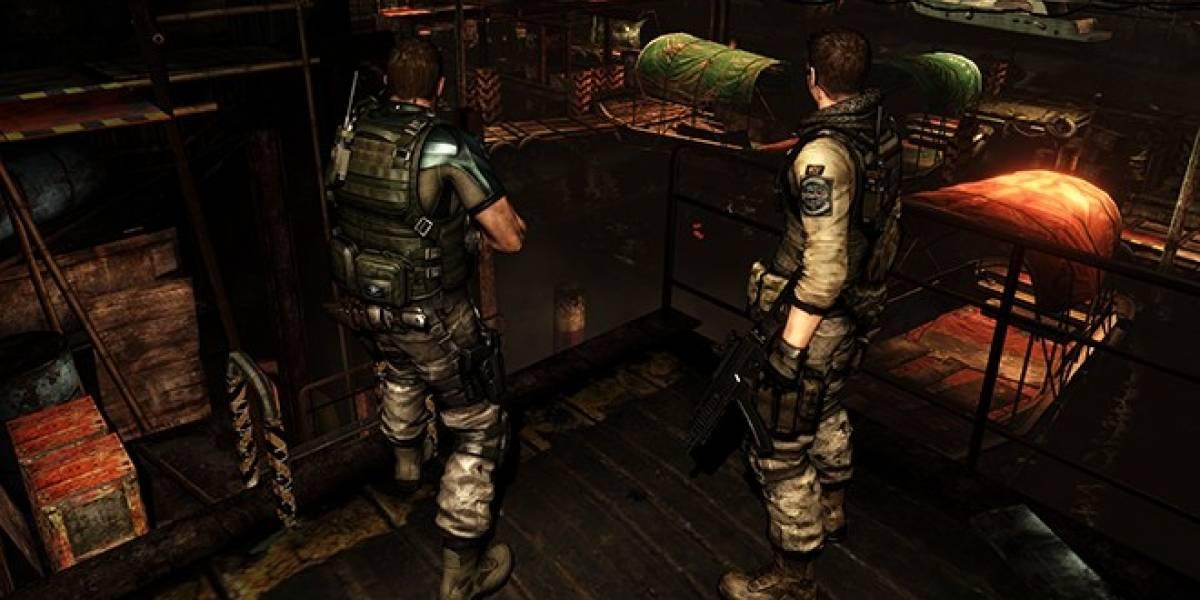 Mira un par de videos de Resident Evil 6 para PC