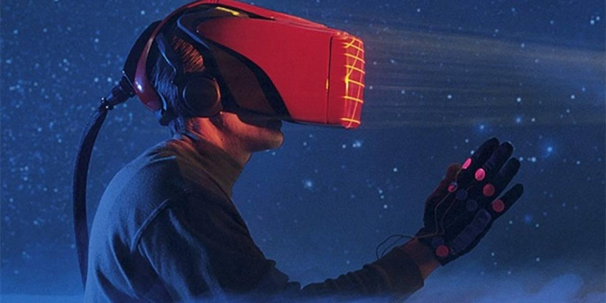 Se filtran gafas de realidad virtual de Samsung y Oculus