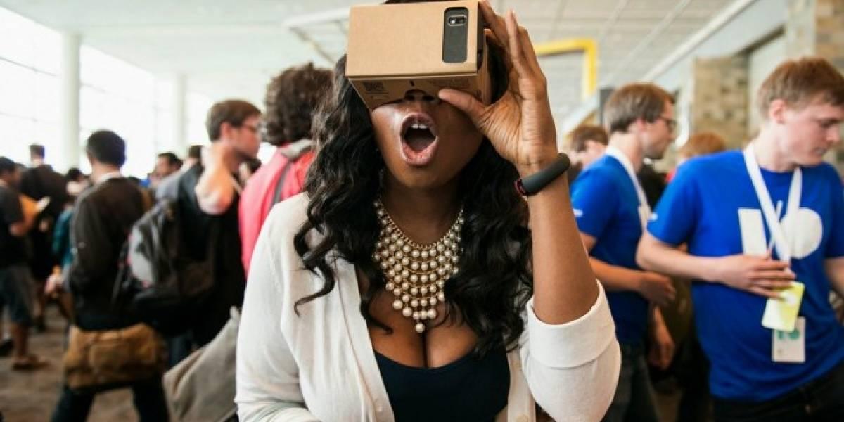Ya están vendiendo clones de los lentes de realidad virtual caseros de Google