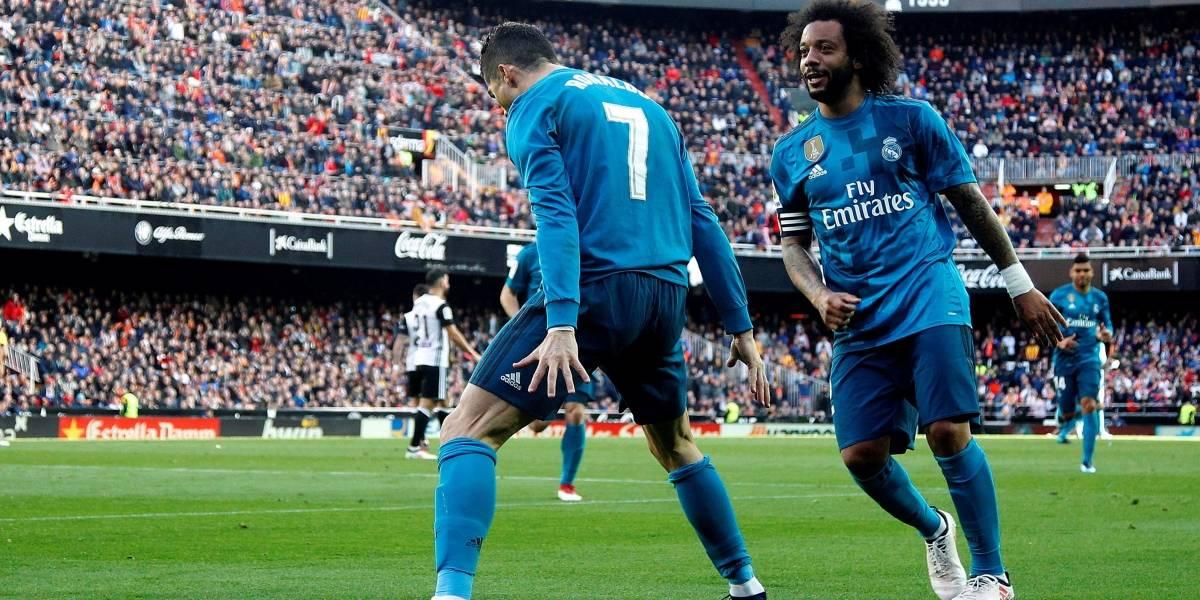 Real Madrid gana y se aferra a última plaza para la Champions