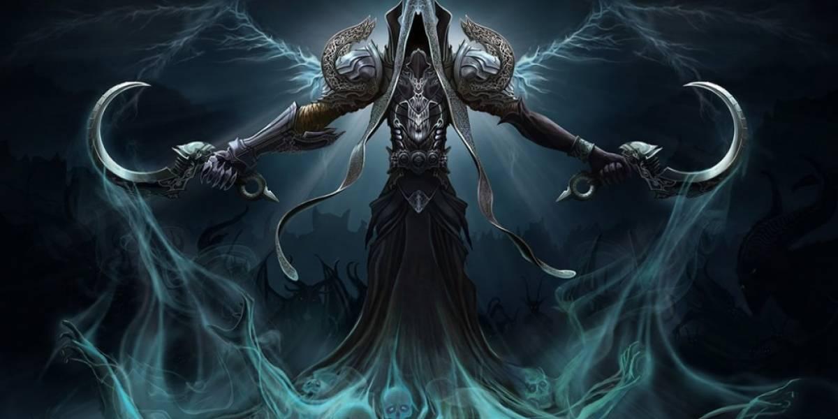 Así se ve Diablo III: Reaper of Souls en PlayStation 4