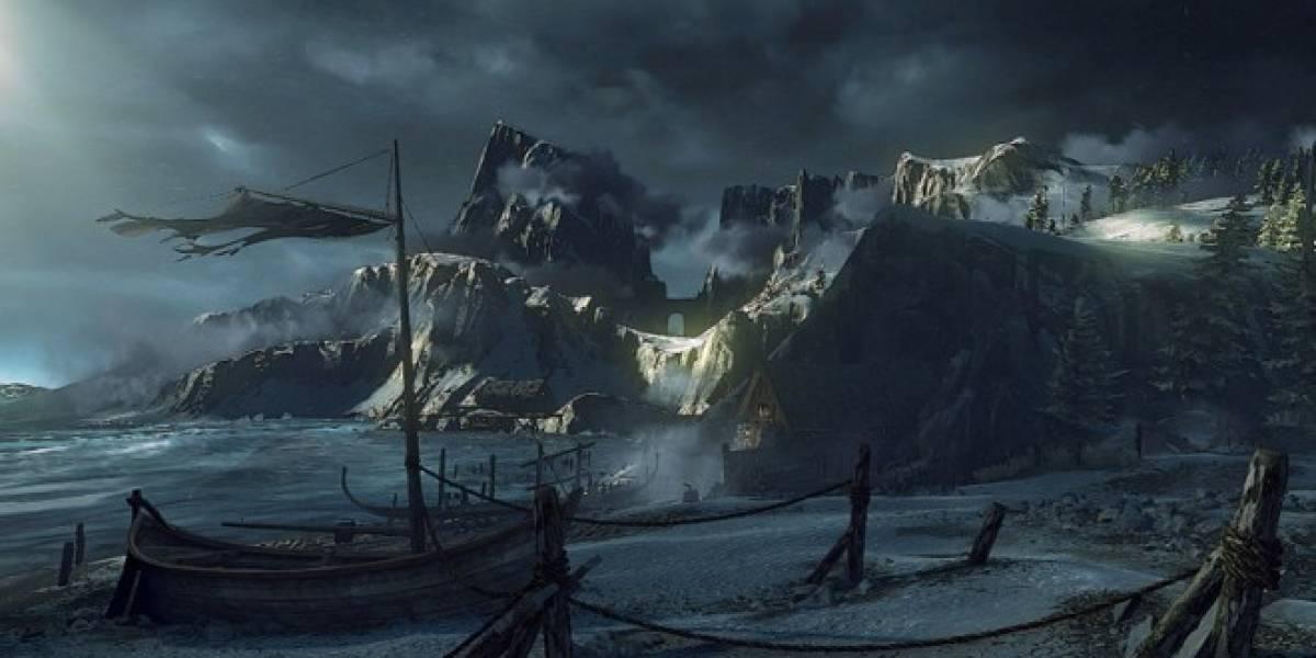 CD Projekt RED anuncia su nuevo motor, junto a ¿la primera imagen de The Witcher 3?