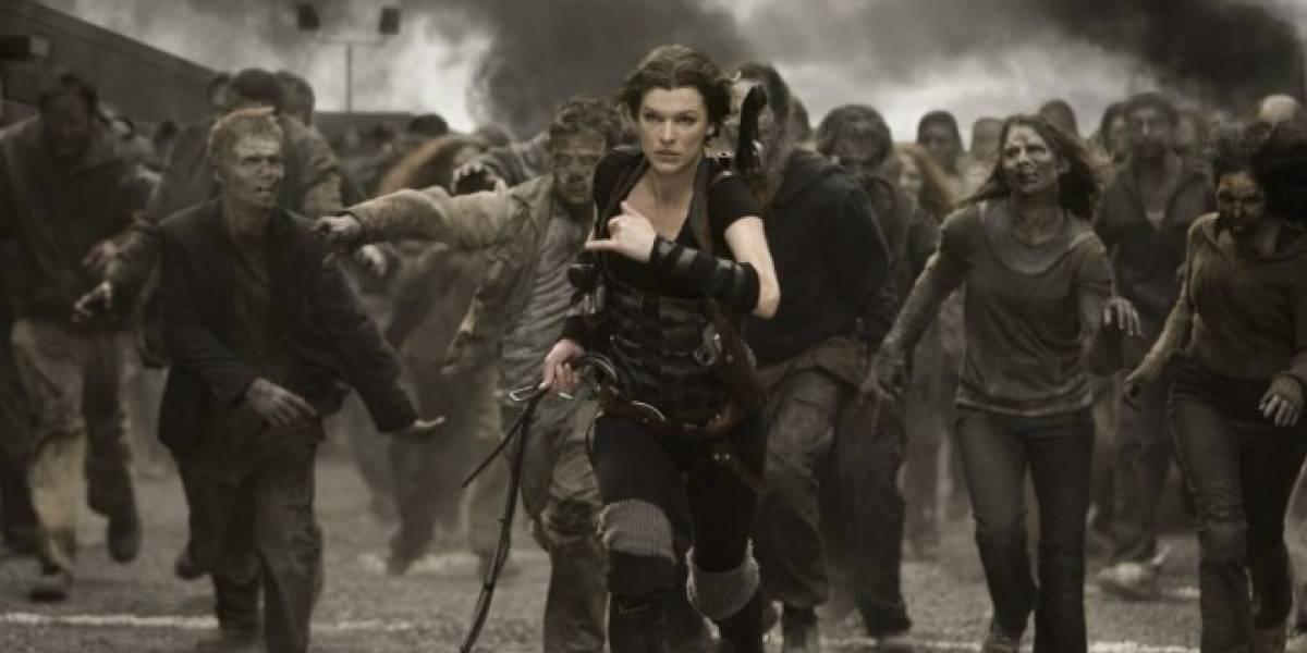 Sexta película de Resident Evil ya tiene fecha de estreno