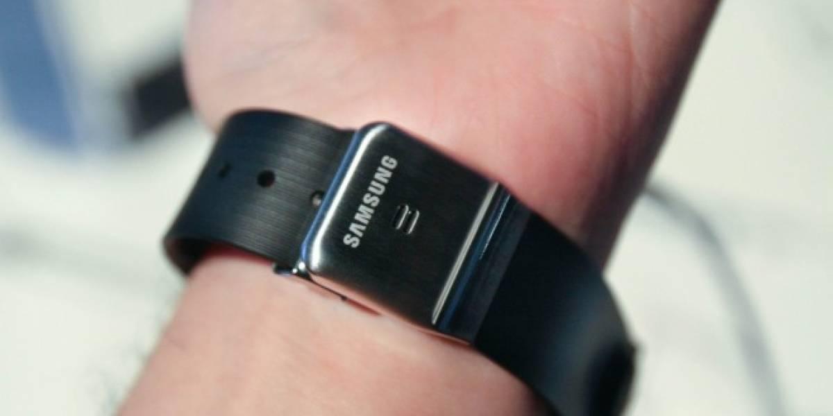 Samsung lanzaría un reloj inteligente Android Wear en Google I/O
