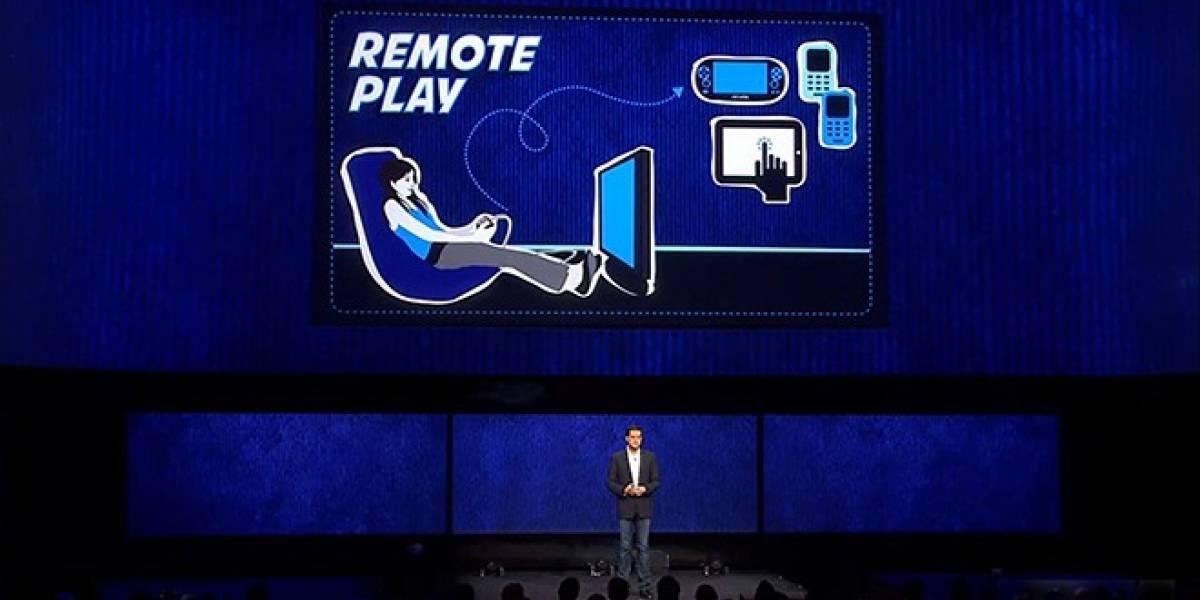 Rumor: Sony quiere que todos los juegos para PS4 ocupen la función Remote Play (Actualizado)