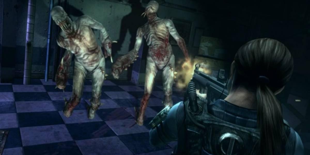 Nuevo tráiler de Resident Evil: Revelations nos presenta el Modo Infierno