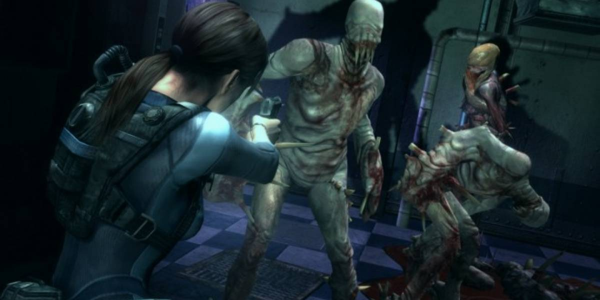 Capcom anuncia demo de Resident Evil Revelations HD