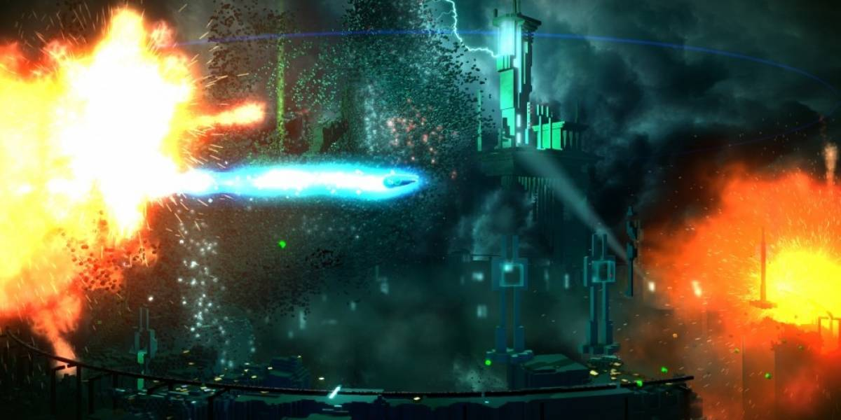 Sony y Housemarque anuncian Resogun para PlayStation 4 [gamescom 13]