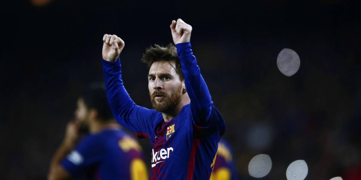El Barçavence al Alavés conotro golazode Messi