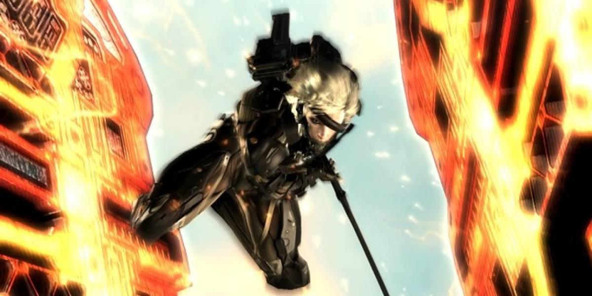 Los DLC de Metal Gear Rising: Revengeance serán precuelas de la historia principal