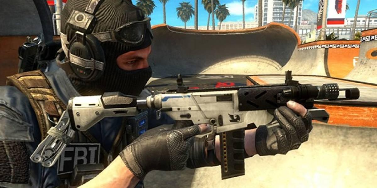 Revolution de Black Ops II podrá ser jugado gratuitamente un par de días en Xbox Live