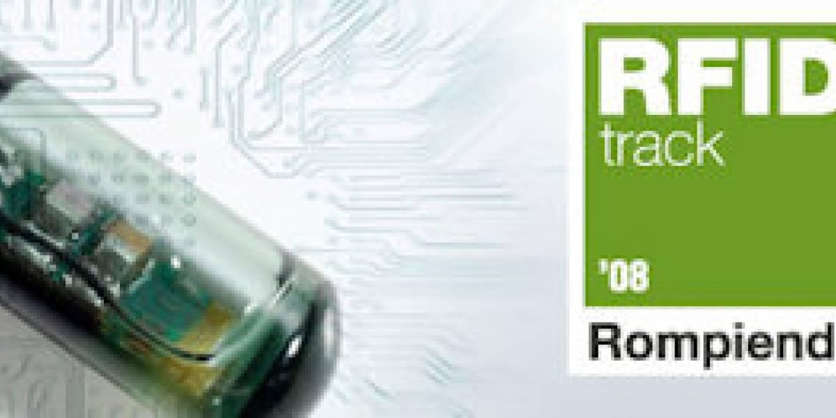 Seminario RFID Track 08, para estar al tanto de lo último
