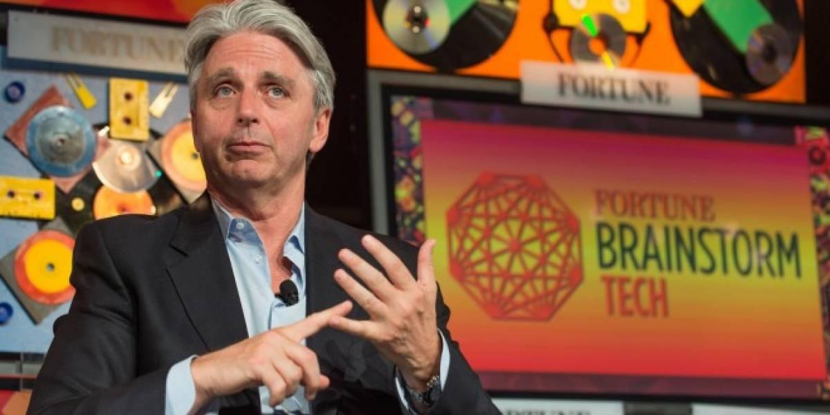 Para la casa: John Riccitiello deja de ser CEO de Electronic Arts