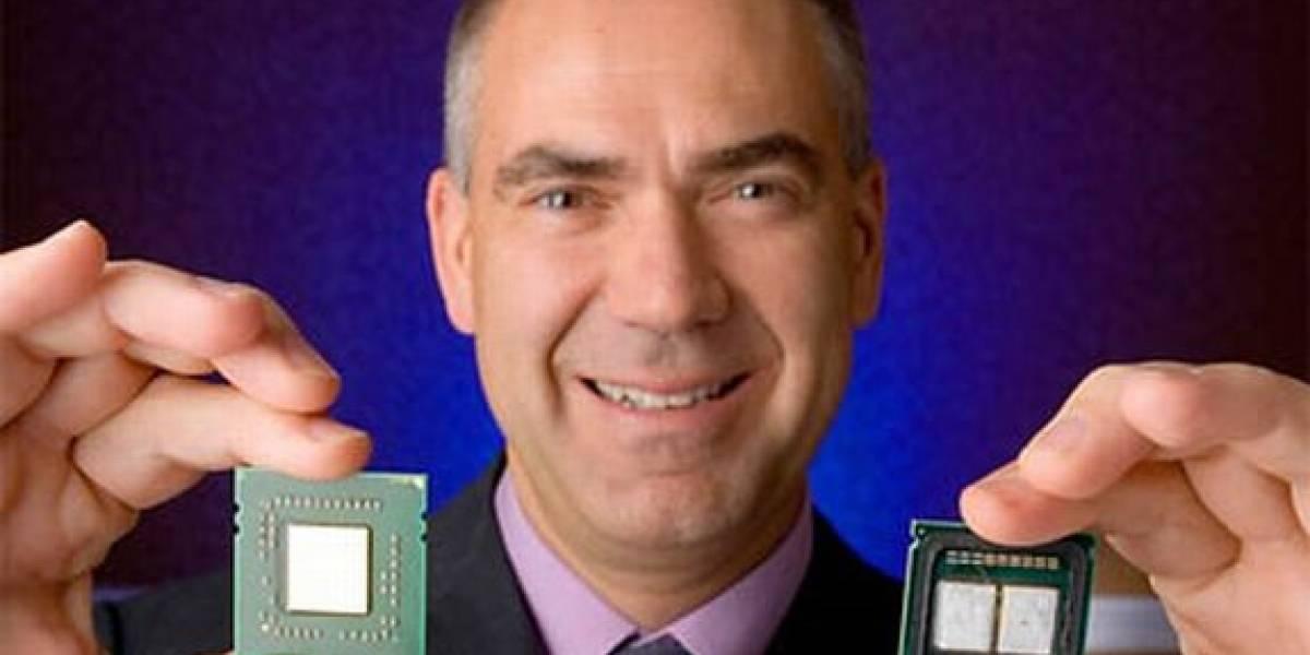 (144) El primer CPU QuadCore x86