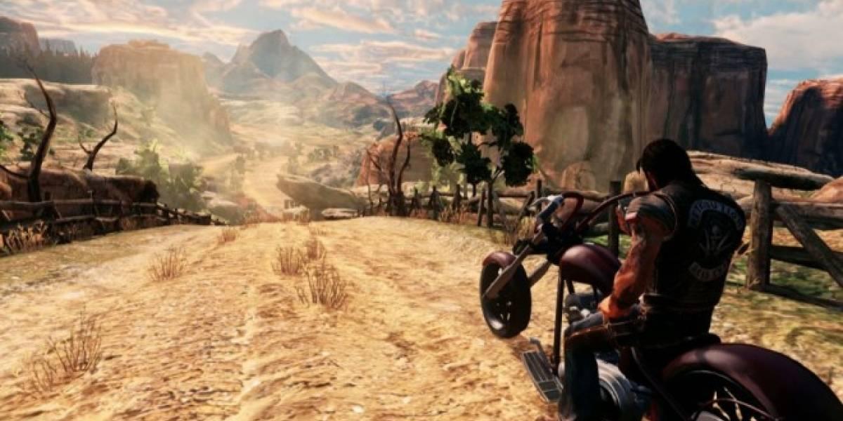 Ride to Hell: Route 666 será otro juego de motoqueros y en formato descargable