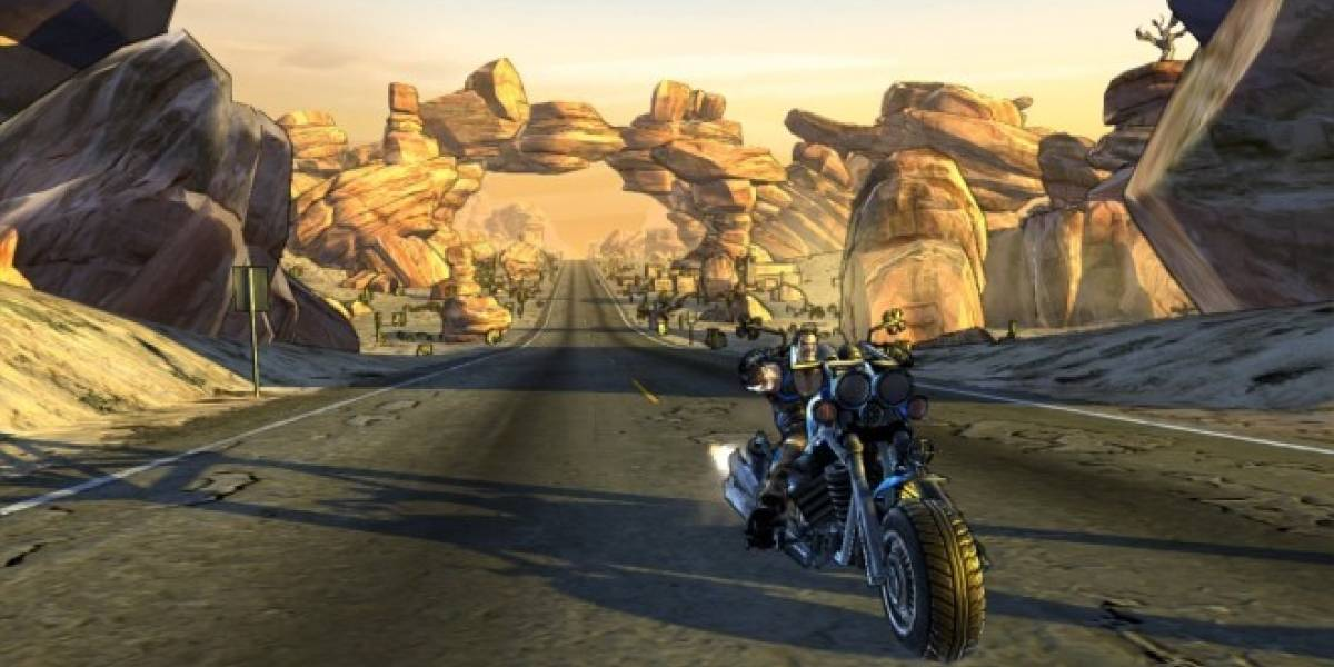 Así se juega Ride to Hell: Route 666