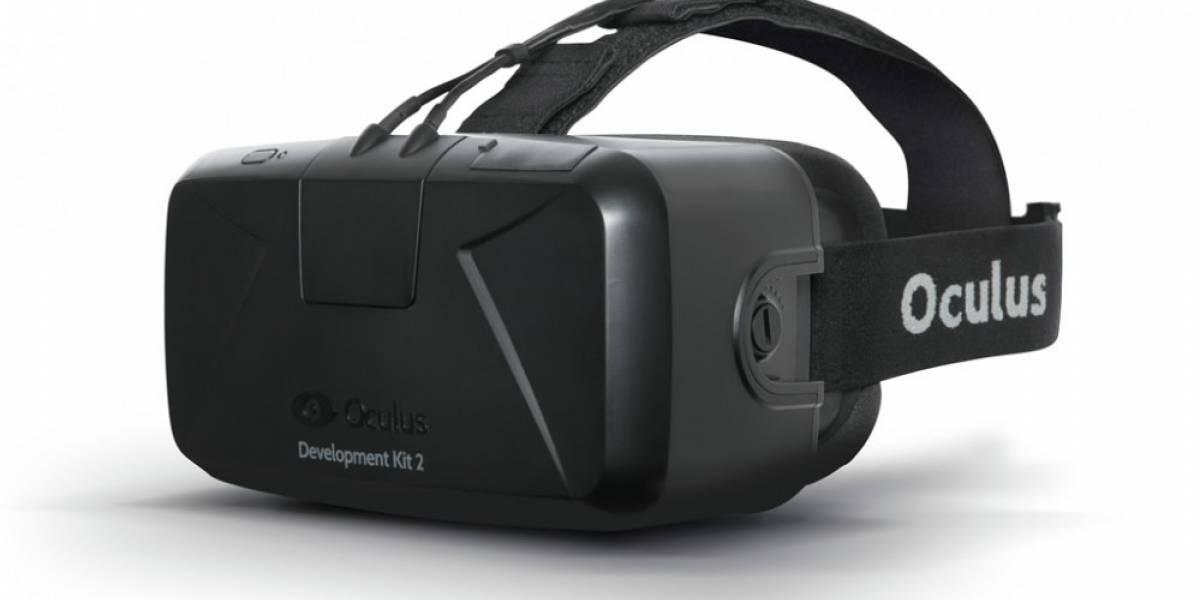 En preventa nuevo kit de desarrollo de Oculus Rift