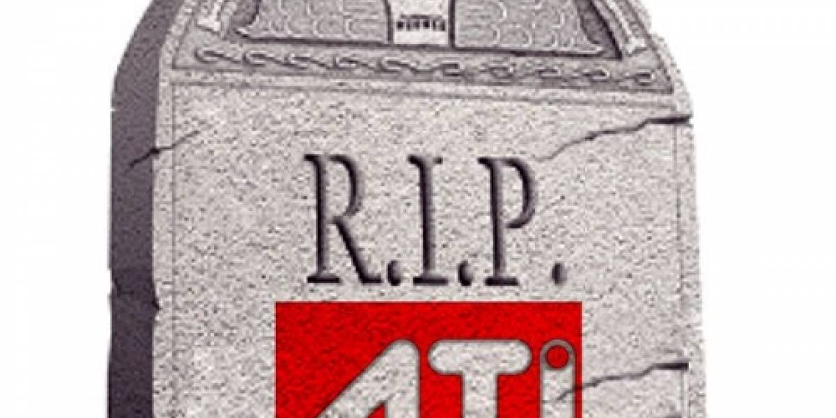 AMD se deshace de la marca ATI