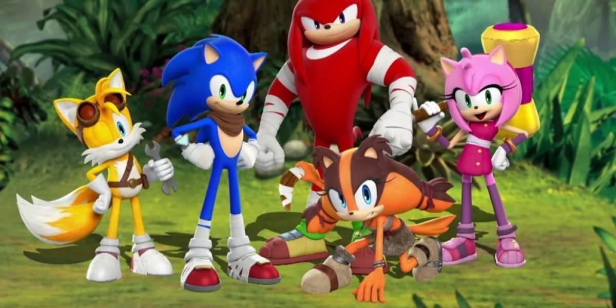 Se publican dos nuevos tráilers de Sonic Boom