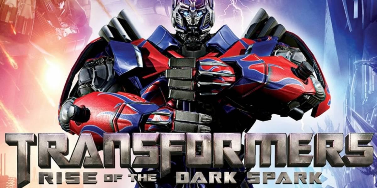 Autobots, Decepticons y muchas explosiones en tráiler de Transformers: Rise of the Dark Spark