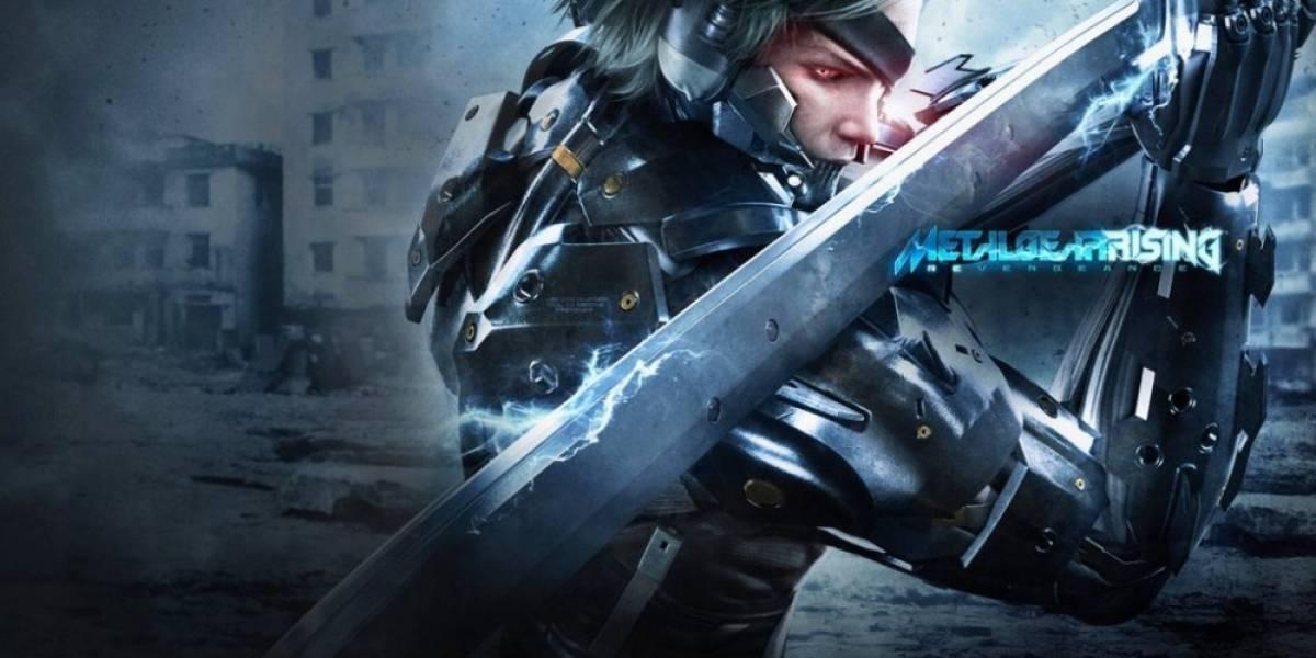 Konami consulta a los fans sobre una posible secuela de Metal Gear Rising