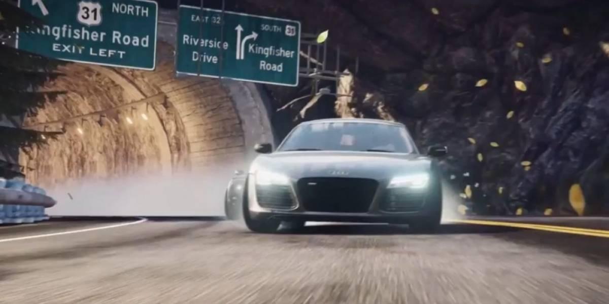 Mira el nuevo tráiler de Need for Speed: Rivals