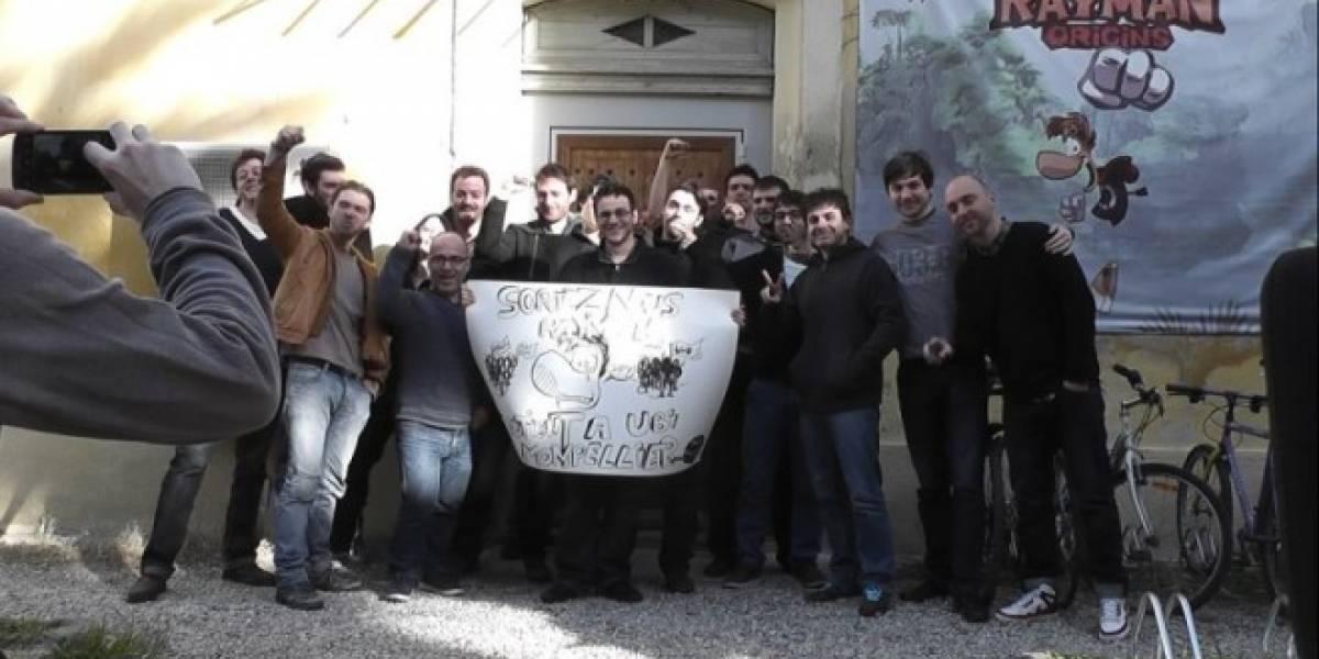 Michel Ancel y el equipo de Ubisoft Montpellier protestan por el retraso de Rayman Legends