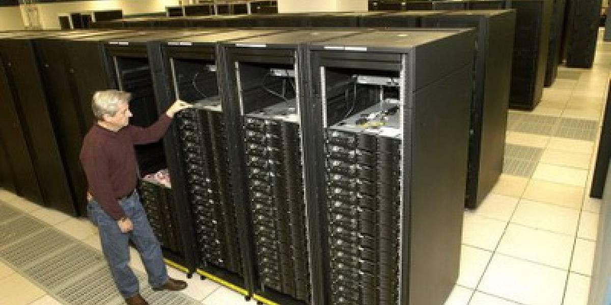IBM Roadrunner: La supercomputadora más rápida del mundo