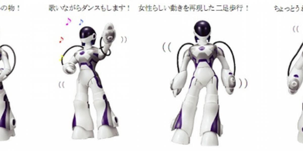Domo Arigato Mrs. Roboto: La robot de Sega Toys