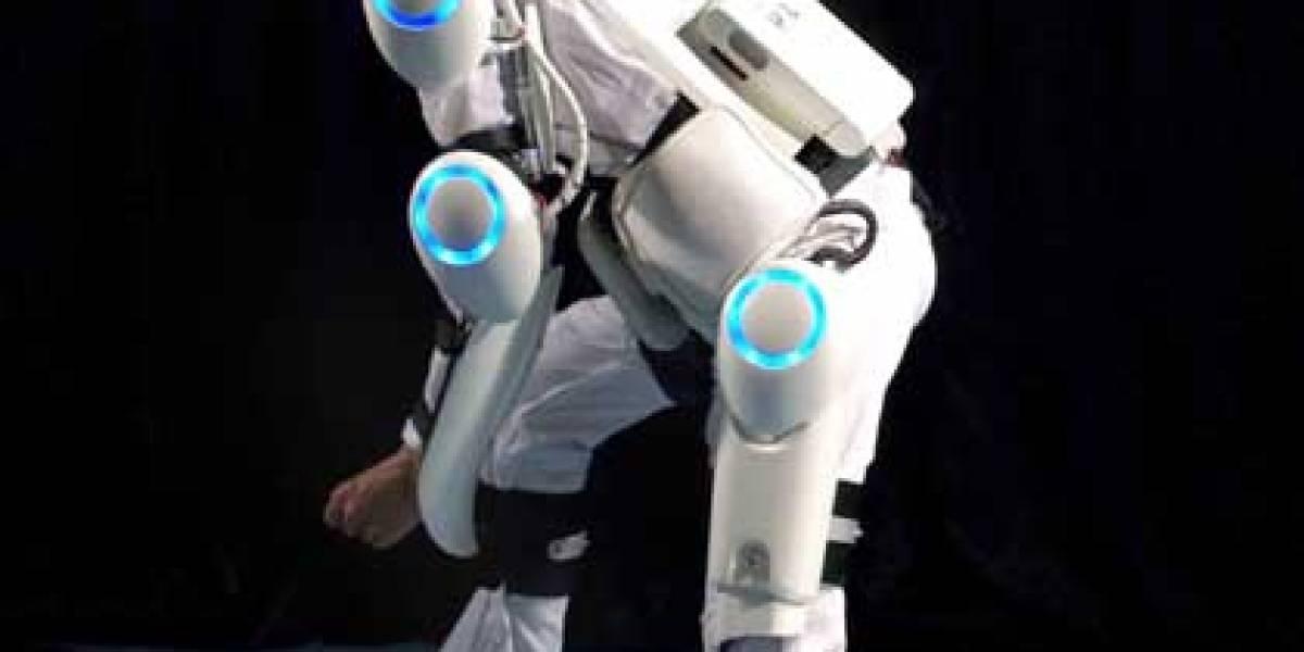 Ejército de EEUU comienza pruebas con exoesqueletos