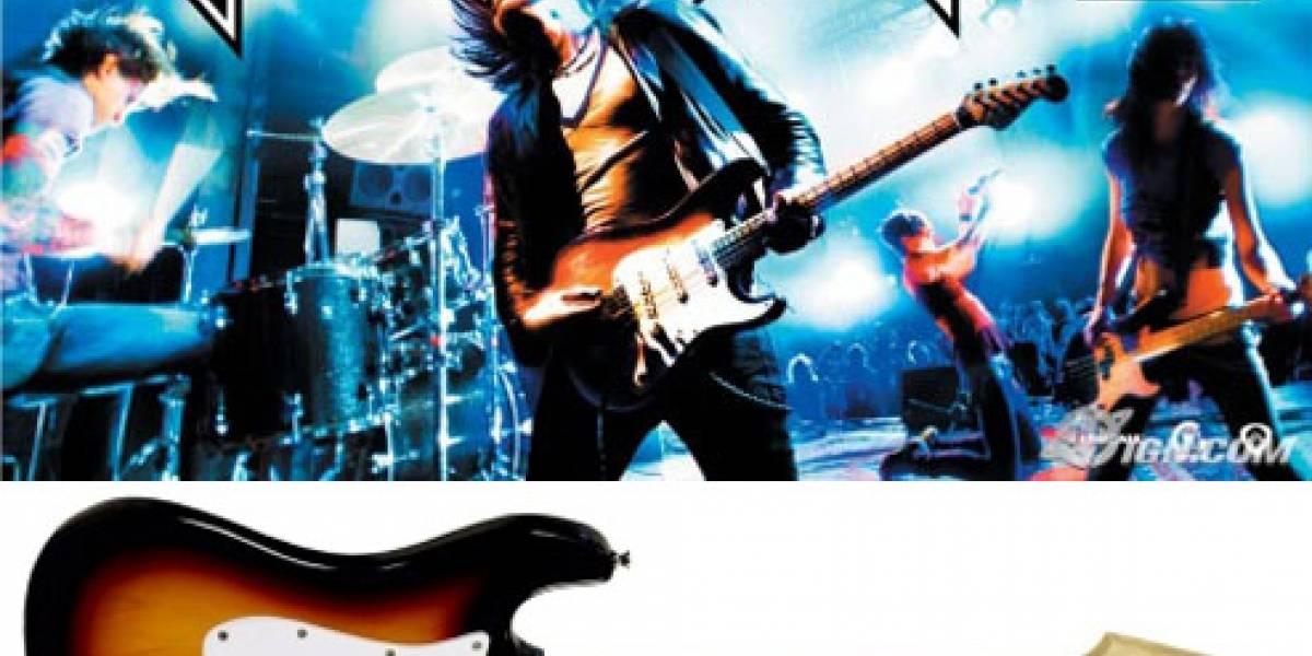 Harmonix anuncia Rockband 2