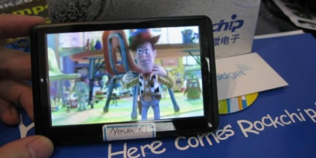Supernova X1: La primera tablet 3D sin necesidad de lentes especiales