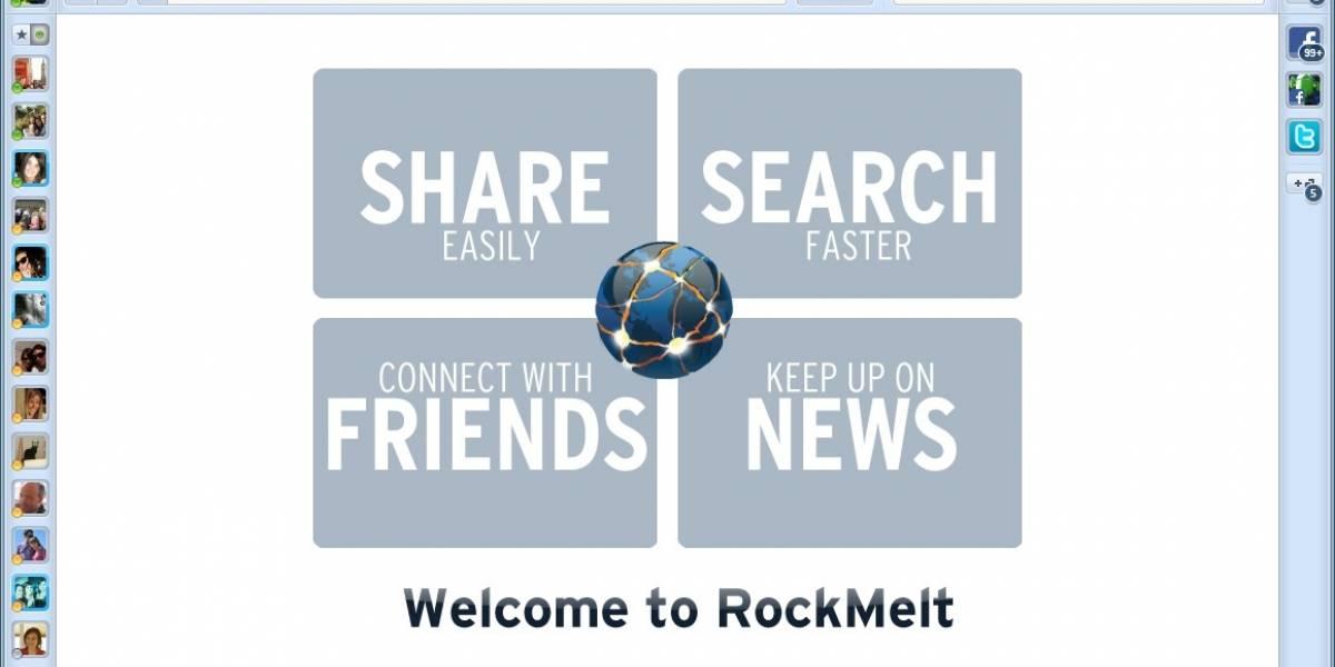 Debuta navegador para adictos a Facebook