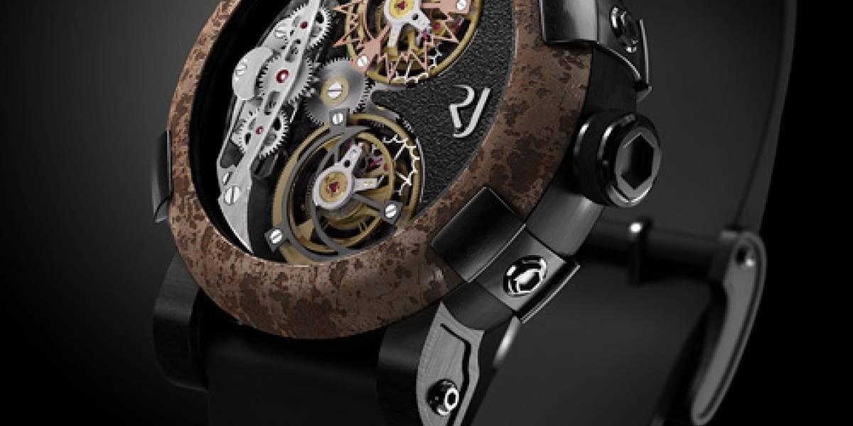 Day&Night, Reloj de lujo virtualmente inútil