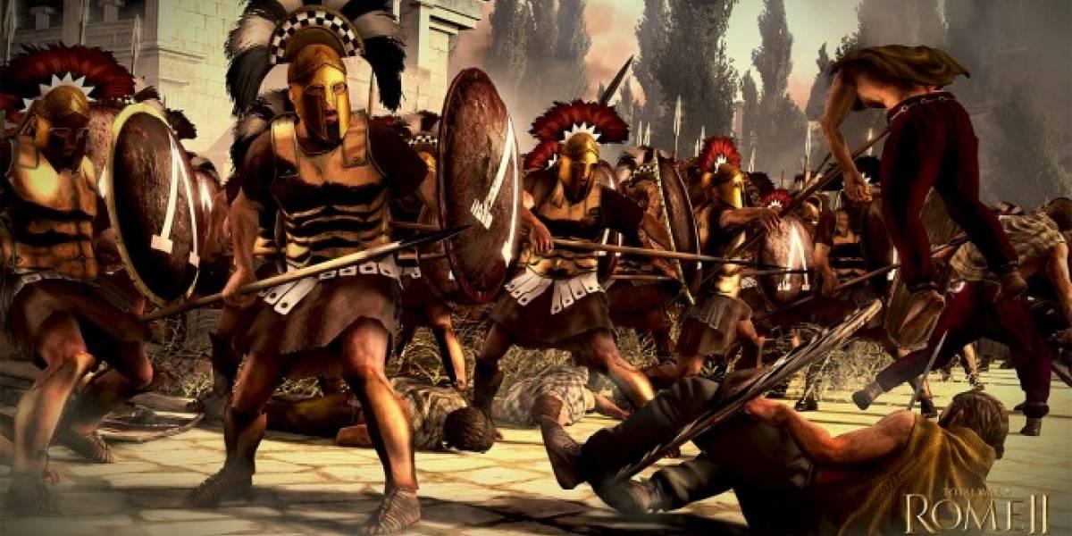 Esto necesitará tu PC para correr Total War: Rome II