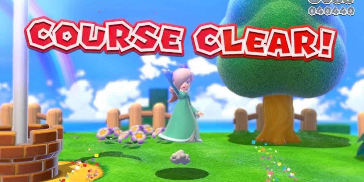 La princesa Rosalina será un personaje jugable en Super Mario 3D World