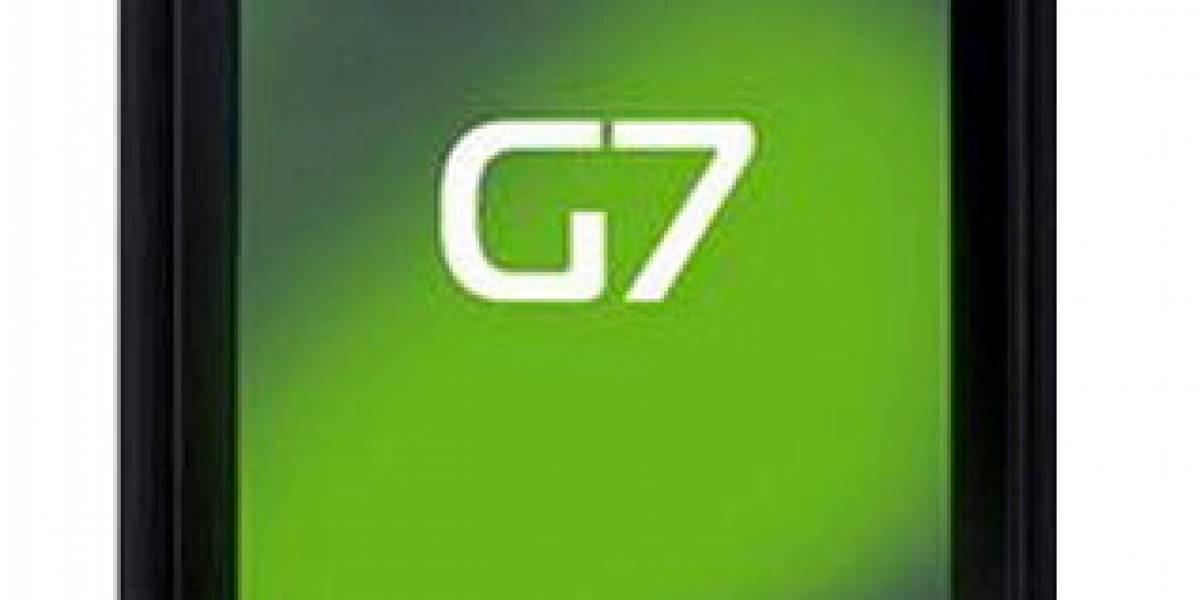 RoverPC Pro G7: La respuesta rusa al iPhone