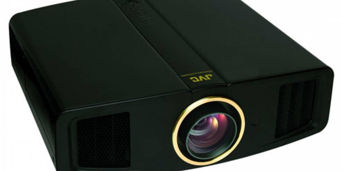 JVC DLA-RS2 es el primer vídeoproyector en 3D para uso doméstico