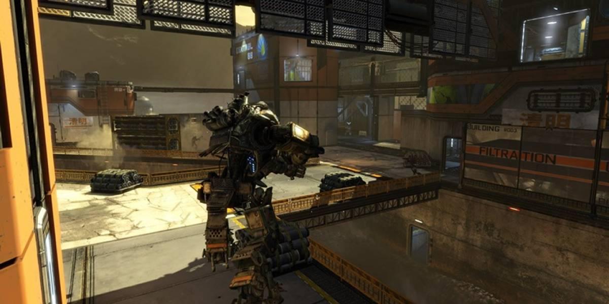 Runoff, el segundo mapa del nuevo DLC de Titanfall