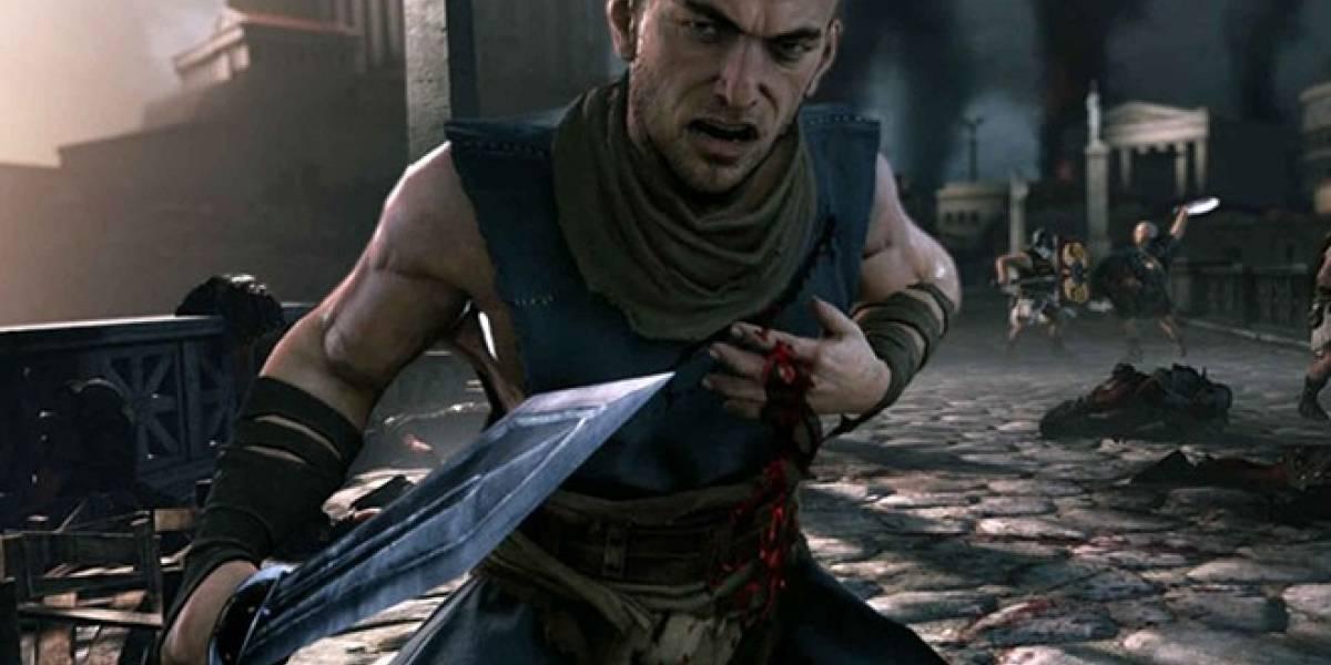Crytek confirma a Ryse como juego exclusivo para la Xbox One