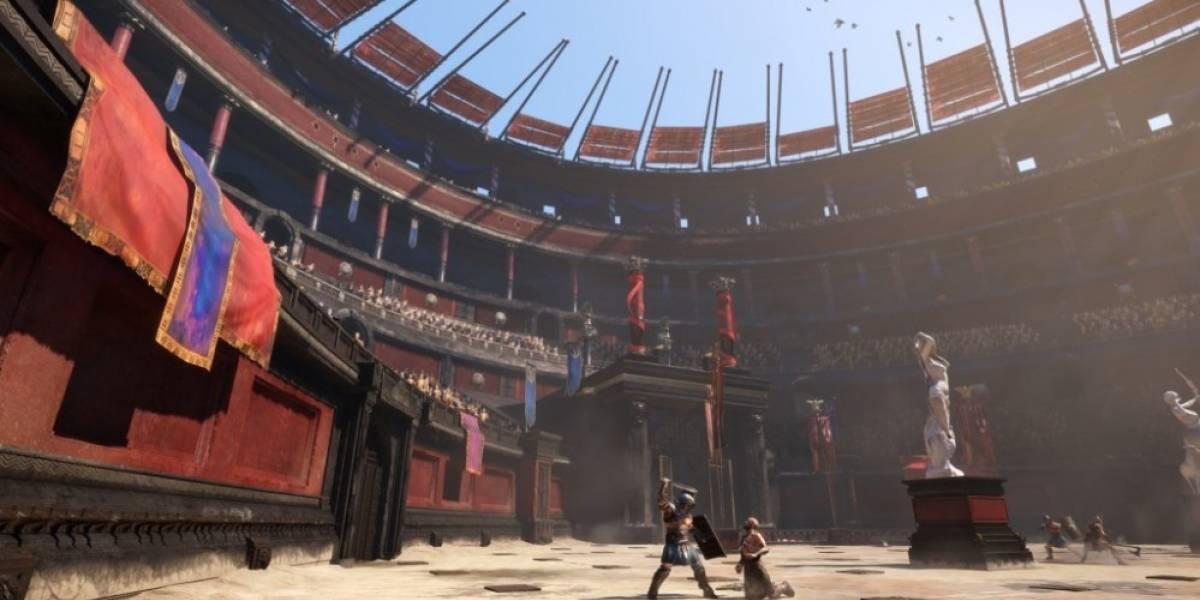 El nuevo tráiler de Ryse muestra como se pelea por Roma