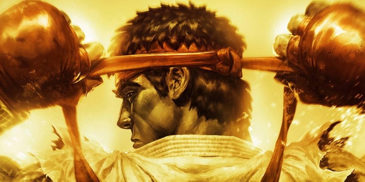Capcom quiere reafirmar su presencia en los juegos de peleas en 2014