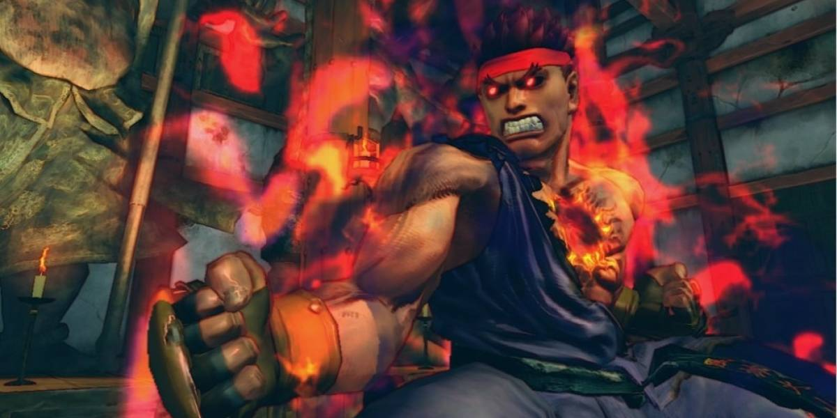 Podrás competir por dinero real en Super Street Fighter IV