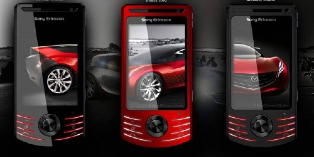 Concepto: Sony Ericsson Ryuga